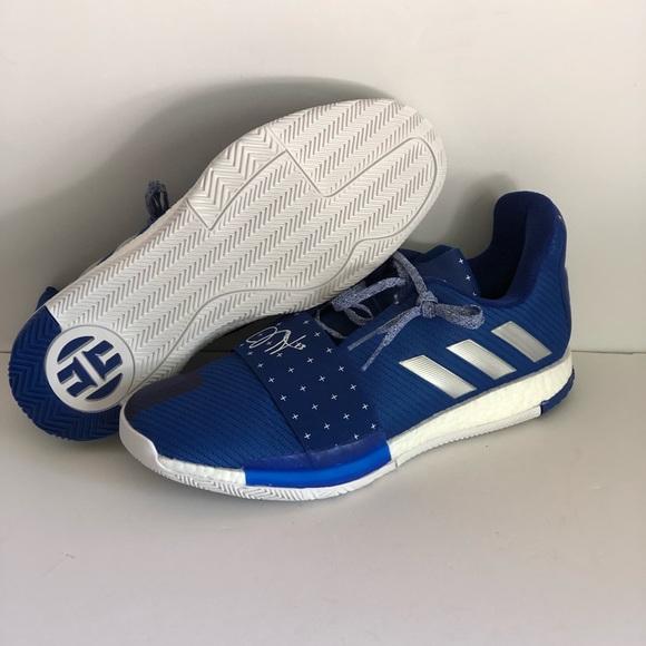 Adidas Harden Volume 3 Lucky Royal Blue